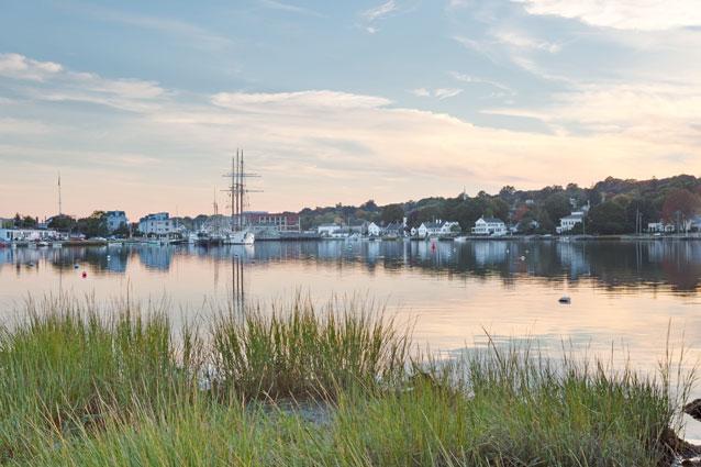 Mystic Harbor Connecticut
