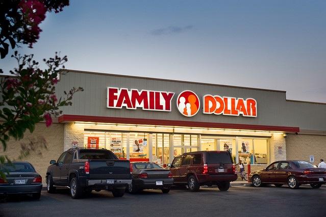 Dollar Tree, Family Dollar