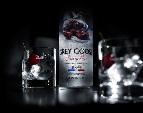 Grey Goose Rolls Out Cherry Noir Flavored Vodka