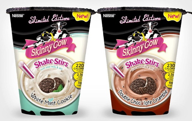 Skinny Cow Offers New 'Slimited' Editions Shake-Stirs