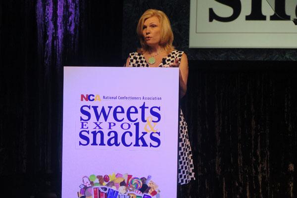 Allison Bodor, 2012 Sweets & Snacks Show