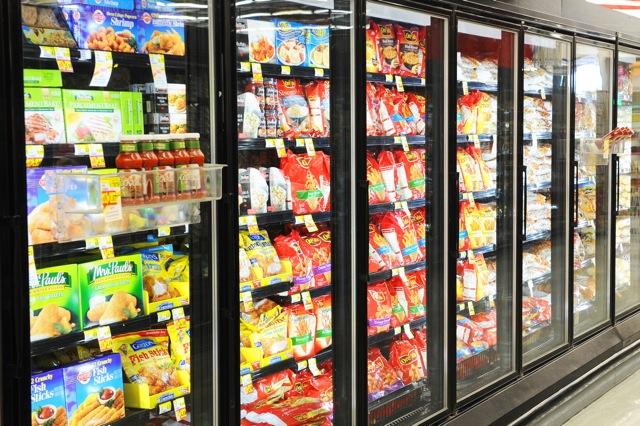 Brookshire Bros. freezers