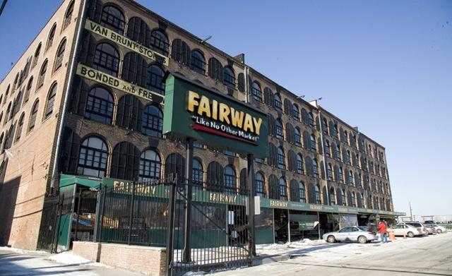 Fairway Market in Midtown Manhattan