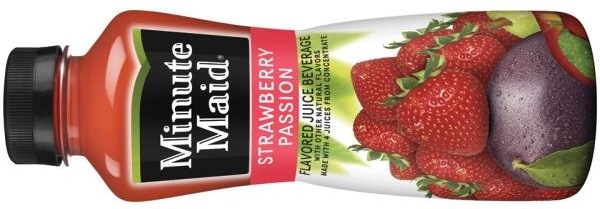 Minute Maid Strawberry Passion