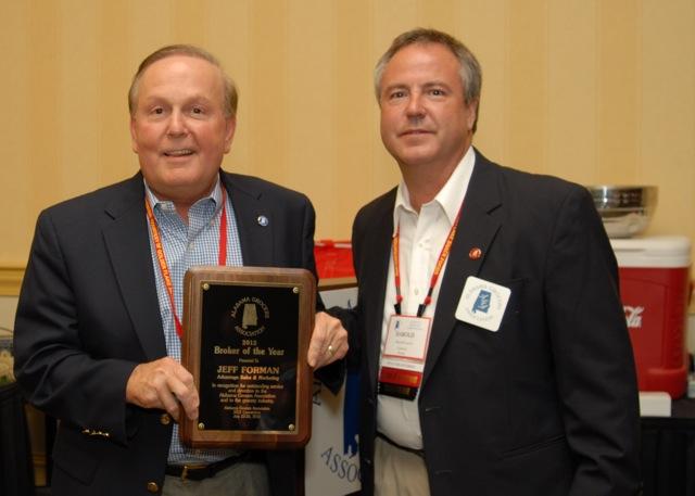 AGA Broker Award