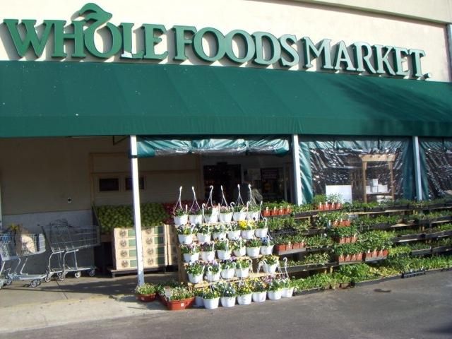 Whole Foods in Wynnewood, Pa.