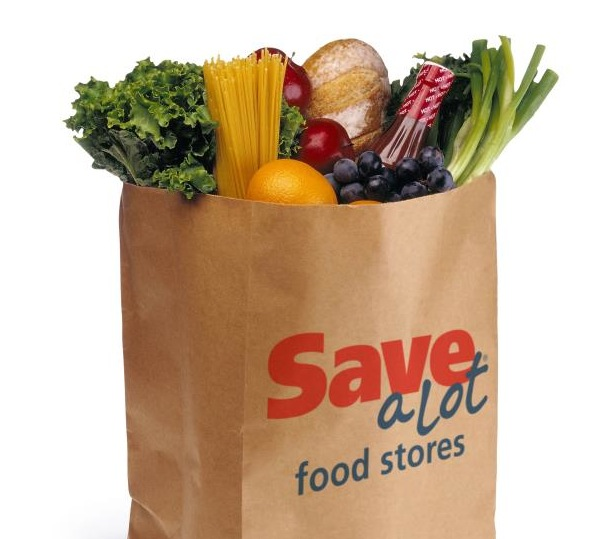 Save A Lot bag