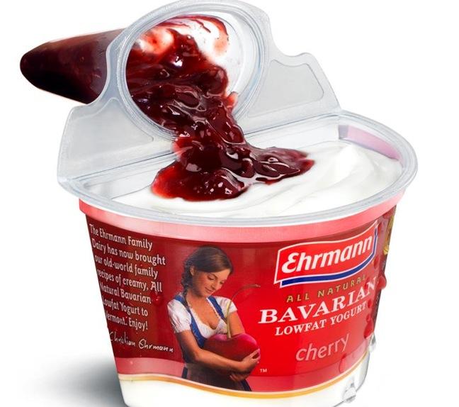 Erhmann Bavarian Yogurt