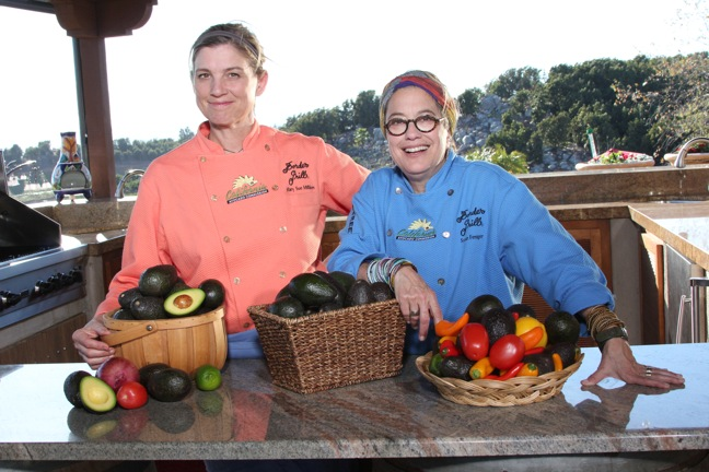 CAC's celebrity chefs