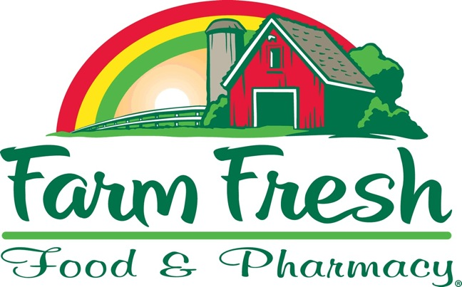 Farm Fresh Food & Pharmacy logo