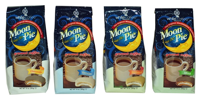 White Coffee Corp.'s MoonPie-inspired flavors