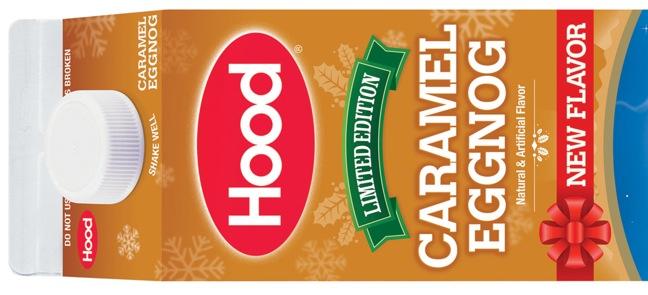 Hood Limited Edition Caramel EggNog
