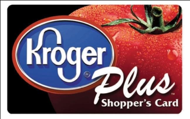 Kroger card