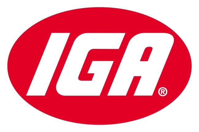 IGA logo, 2020