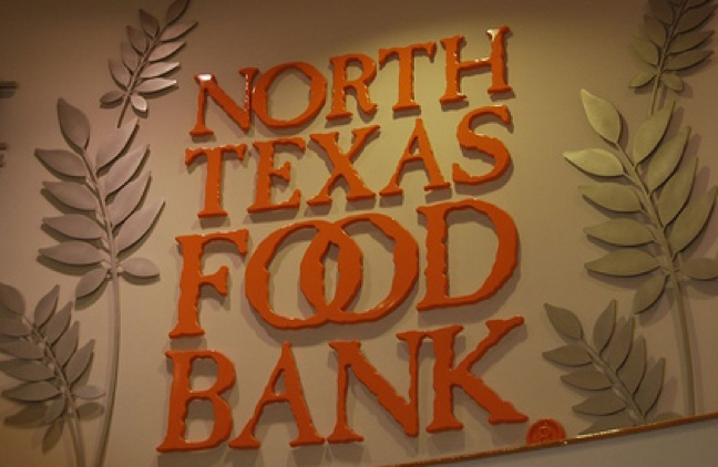 north texas food bank board chair