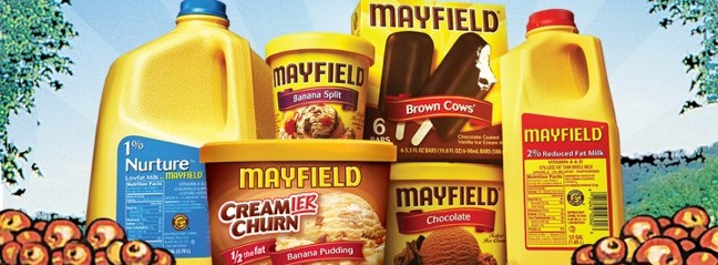 Mayfield Dairy products image