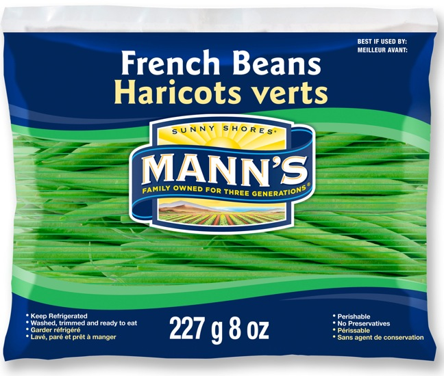 Mann Packing's French Beans
