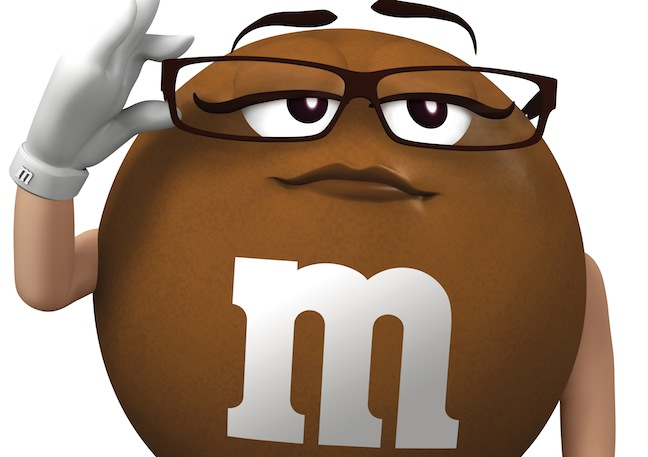 M&M'S Ms. Brown