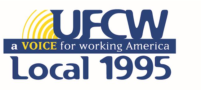 UFCW Logal 1995 logo