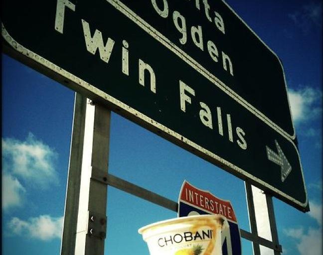 Chobani's Twin Falls, Idaho, facility