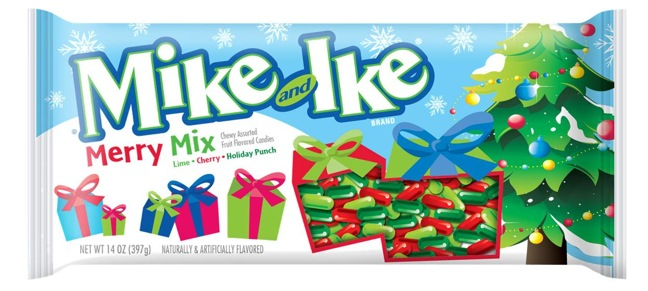 Mike and Ike Merry Mix