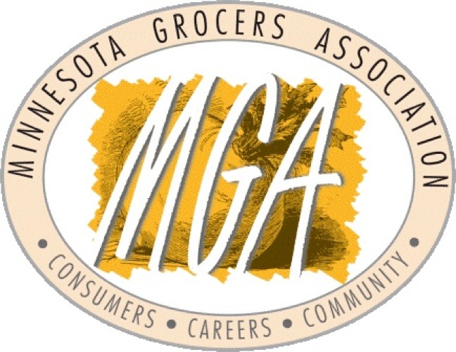 Minnesota Grocers Association logo
