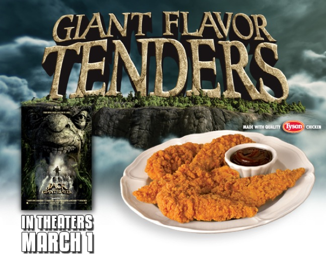 Tyson, Movie: Giant Flavor Tenders