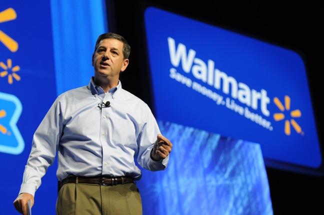 Walmart's Bill Simon