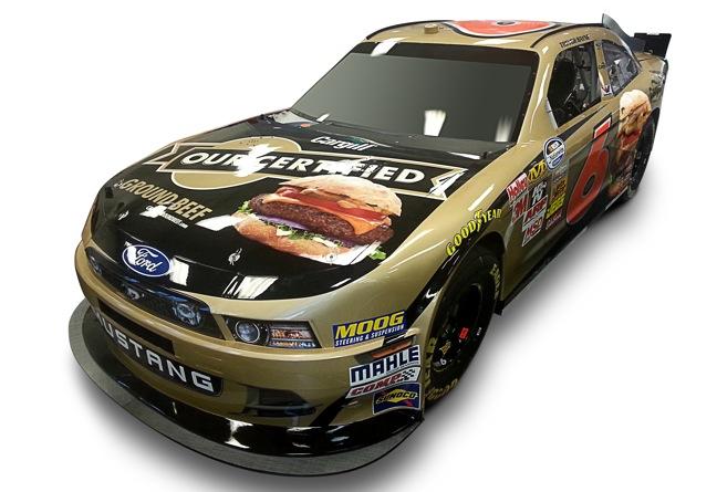 Cargill Racing 2013 NASCAR Season Car Scheme - 2-2013