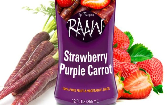 Raaw Straw Purple Carot Combo