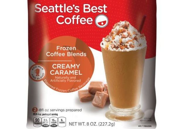 Seattle's Best Frozen Coffee Blends