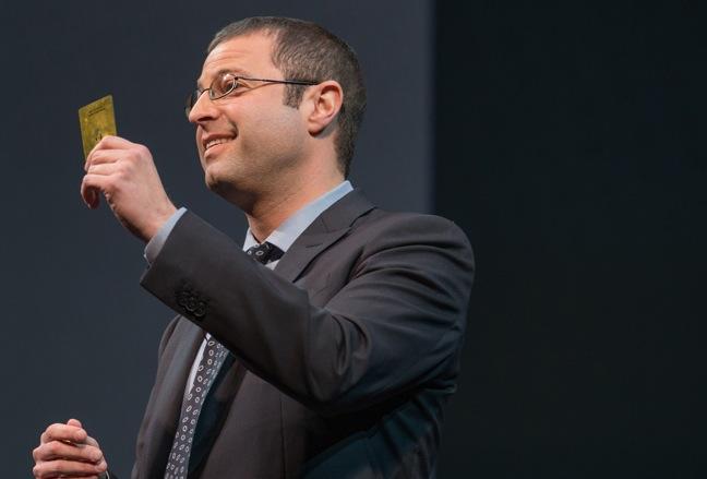Starbucks Chief Digital Officer Adam Brotman