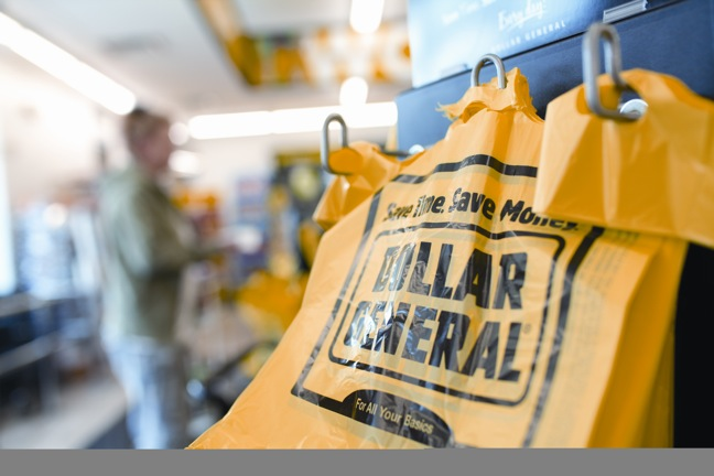Dollar General bags