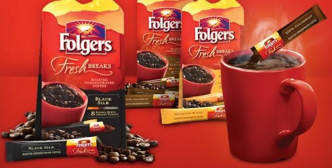 Folgers Fresh Breaks