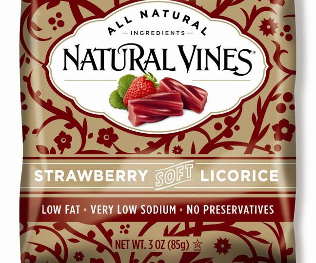 AMERICAN LICORICE COMPANY NATURAL VINES LICORICE