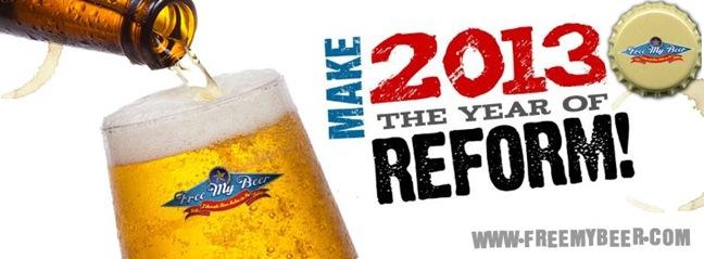 PFMA Free My Beer artwork