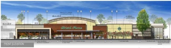 Bristol Farms' new Santa Monica store