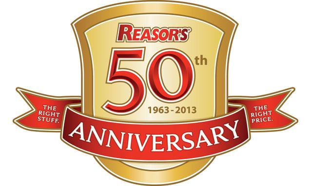 Reasor's 50th Anniversary