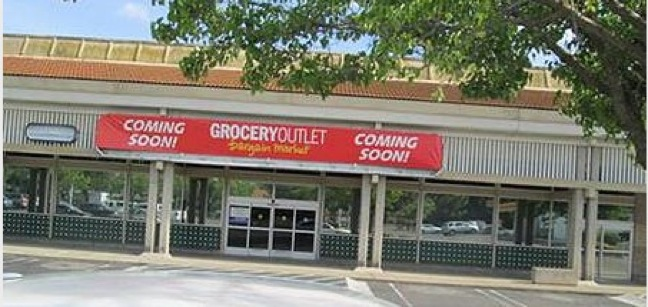 Grocery Outlet in Greenhaven, Calif.