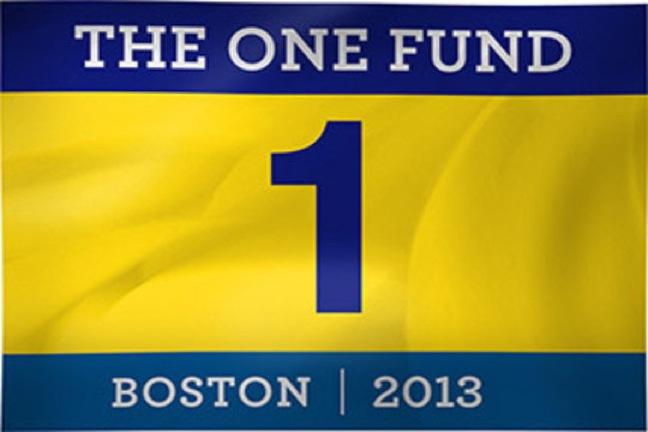 The One Fund Boston 2013