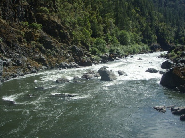 photo of river