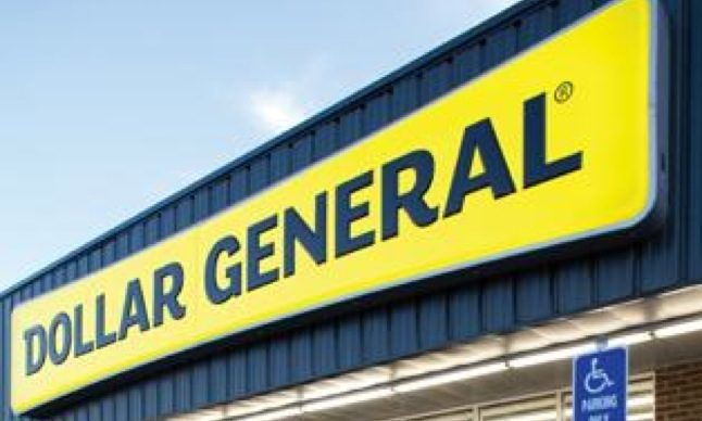 Dollar General cold storage