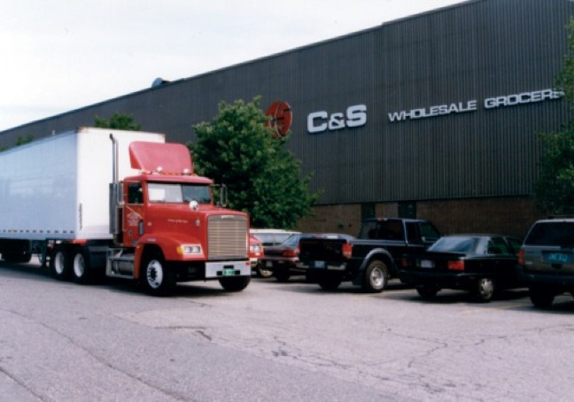 C&S Wholesale delivery alerts