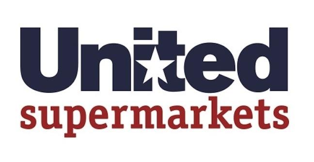 New United Supermarkets logo