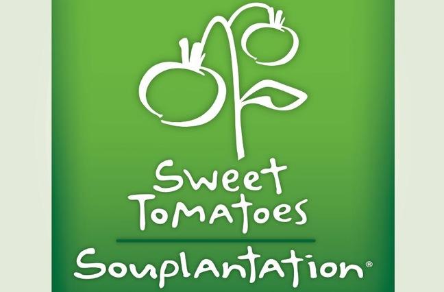 Souplantation Sweet Tomatoes logo