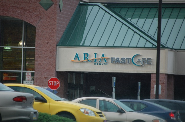 Aria Health FastCare at Giant
