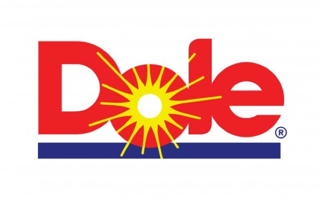 Dole Food Co. logo, Dole Fridge Packs