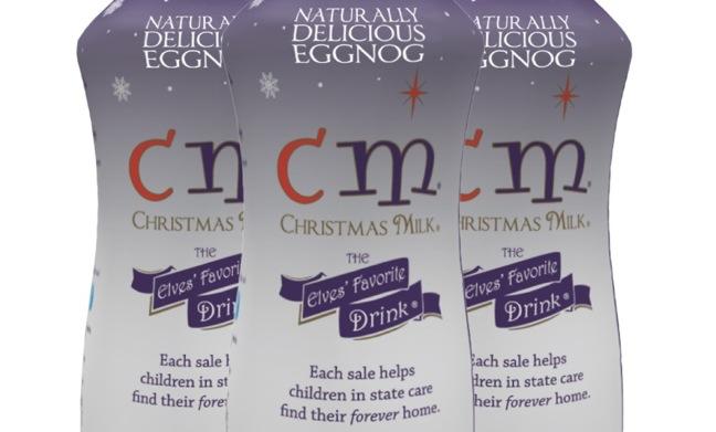 Christmas Milk