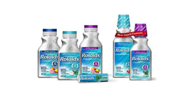 CHATTEM, INC. RE-INTRODUCES ROLAIDS