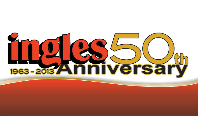 Ingles-50th-Anniversary